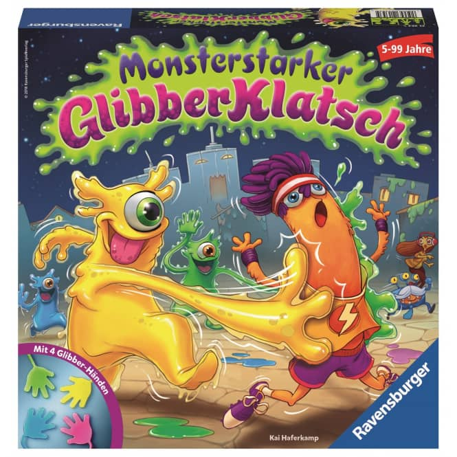 Monsterstarker Glibber Klatsch - Ravensburger