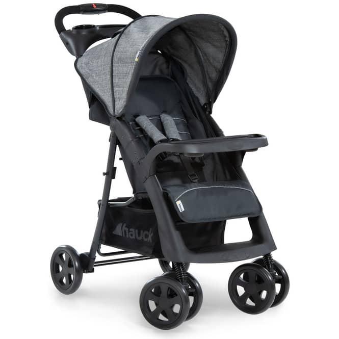 Hauck - Shopper Neo 2 - Grey Charcoal