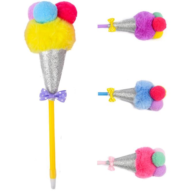 Kugelschreiber - Cubiesquad - Eis - 1 Stück
