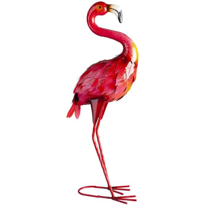 Deko-Flamingo - 20 x 15 x 59 cm
