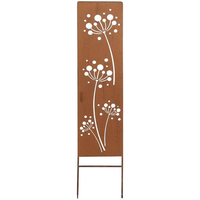 Pflanzenstecker - Pusteblumen - 20 x 0,5 x 90 cm