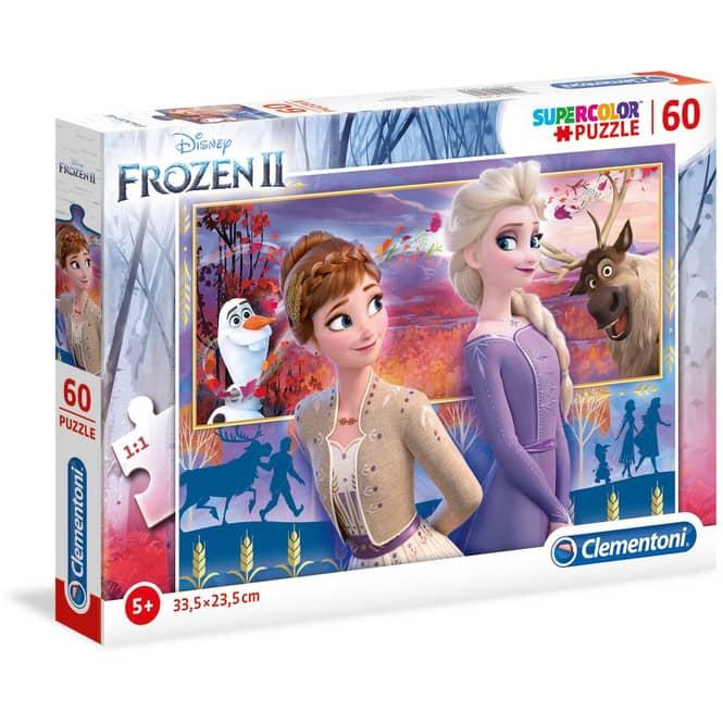 Die Eiskönigin 2 - Kinderpuzzle - 60 Teile Maxi