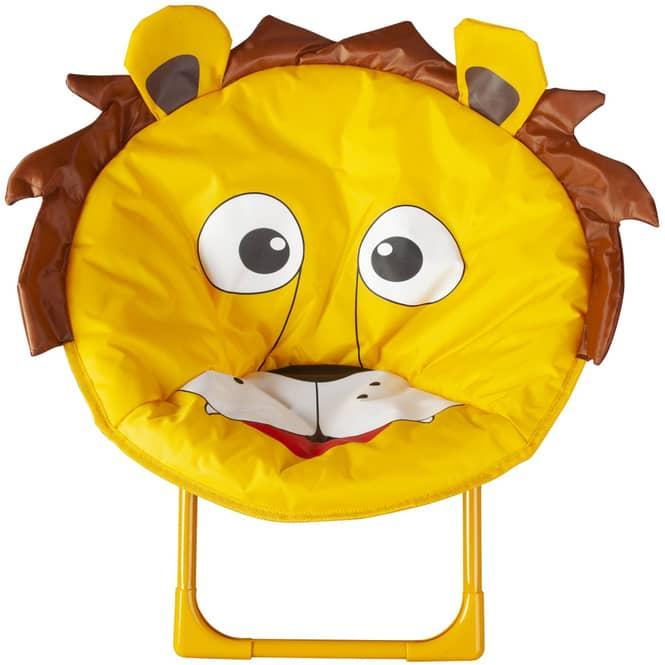 Kinderstuhl - Löwe - klappbar