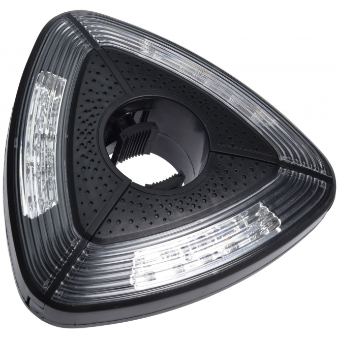 LED-Sonnenschirmbeleuchtung - 20 x 7 cm