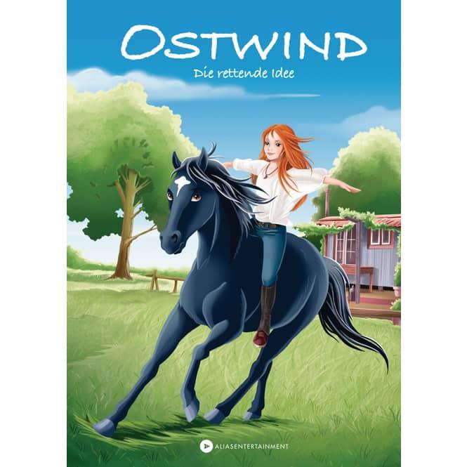 Ostwind - Die rettende Idee - Ostwind für Erstleser - Band 2