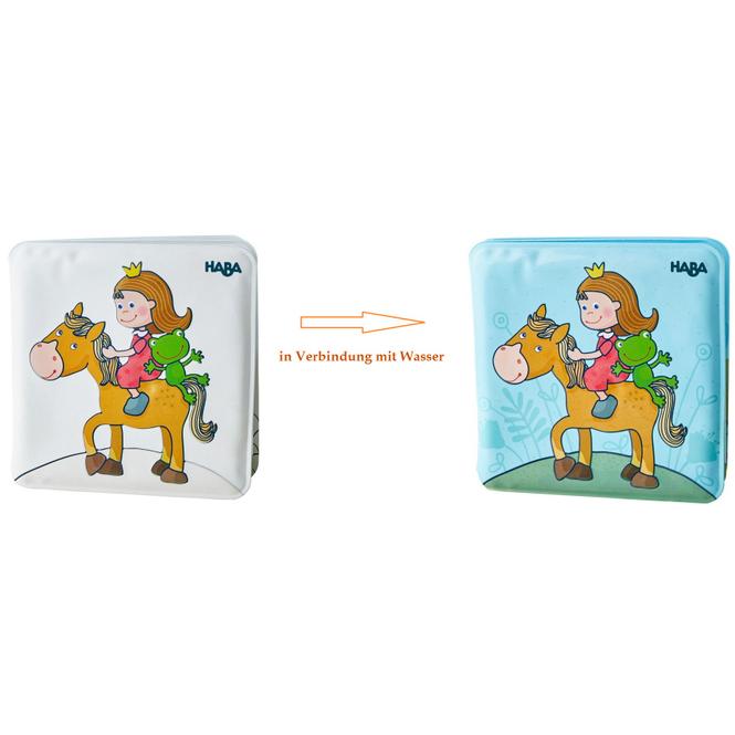 Zauber-Badebuch Prinzessin - 14 x 14 x 14 cm