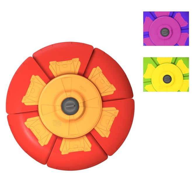Wurfscheibe - Slider Disc - 1 Stück