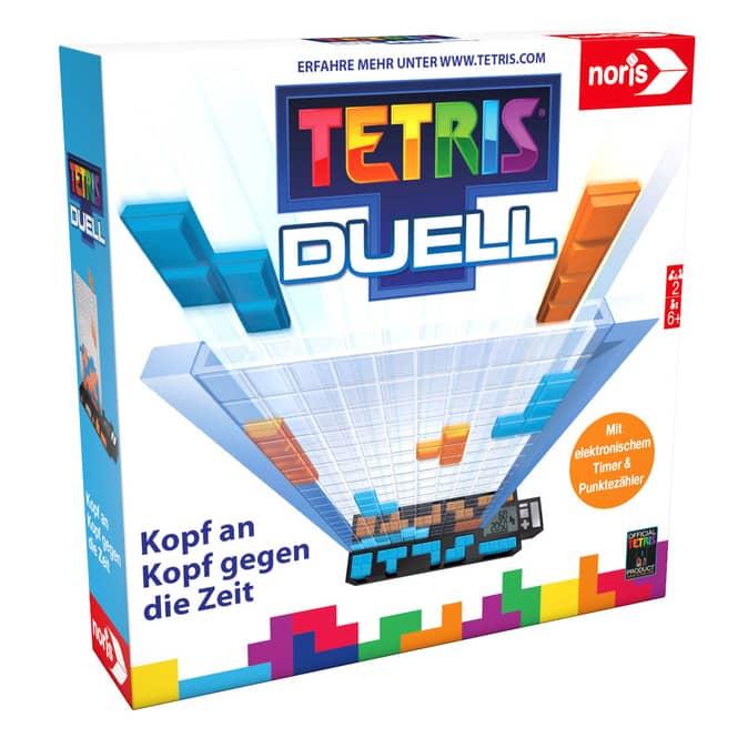 Tetris Duell - Kopf an Kopf gegen die Zeit