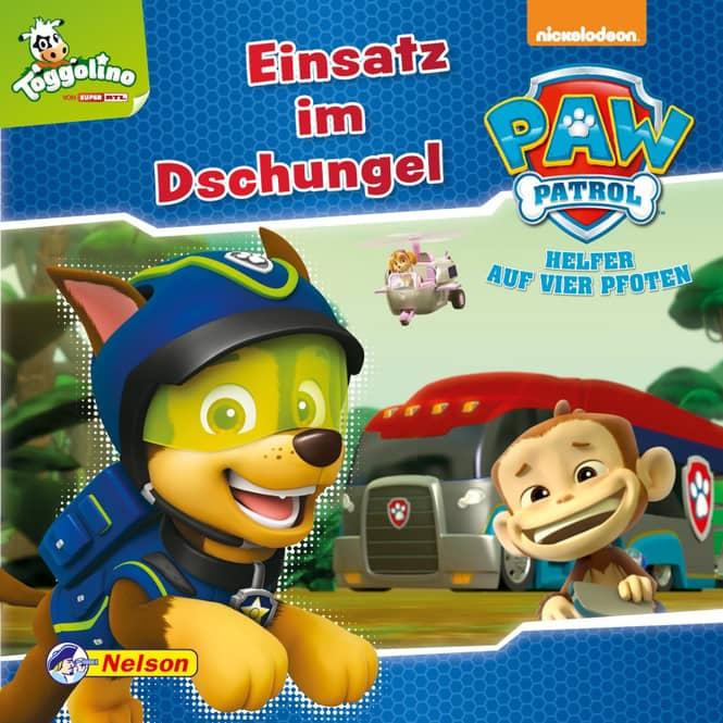 PAW Patrol - Einsatz im Dschungel - Maxi-Mini - Band 12
