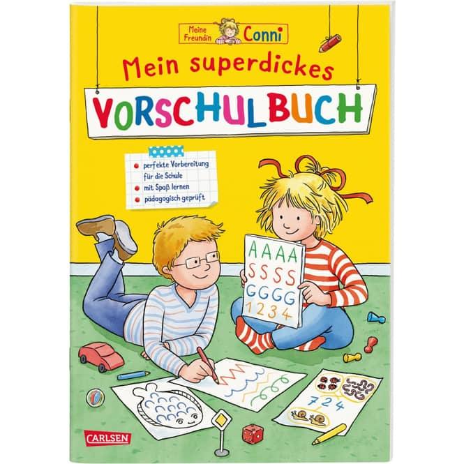 Conni Gelbe Reihe - Mein superdickes Vorschulbuch - Softcover