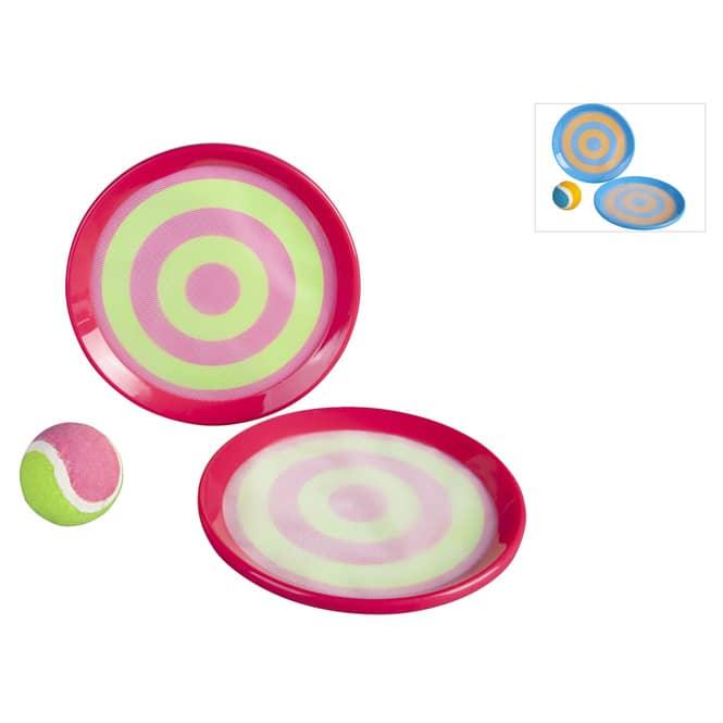 Besttoy - Klettball-Spiel - 2er Set