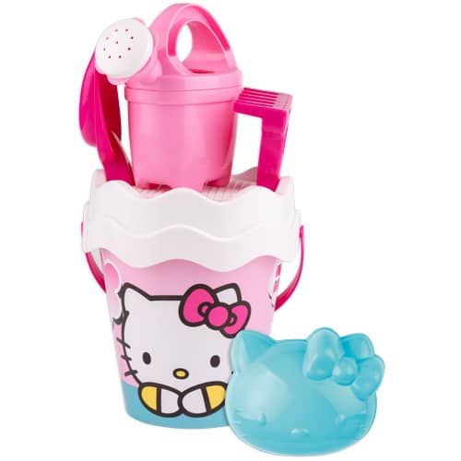 Hello Kitty - Eimergarnitur - 6tlg.
