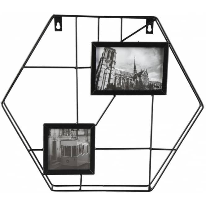 Wanddeko - Bilderrahmen - 35 x 3,5 x 40 cm - 1 Stück