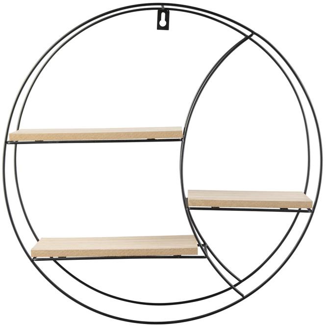 Wanddeko - Regal - Ø = 40 cm - 1 Stück