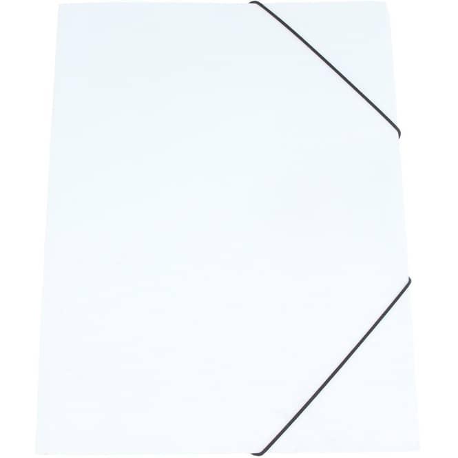 Eckspanner A4 - weiß