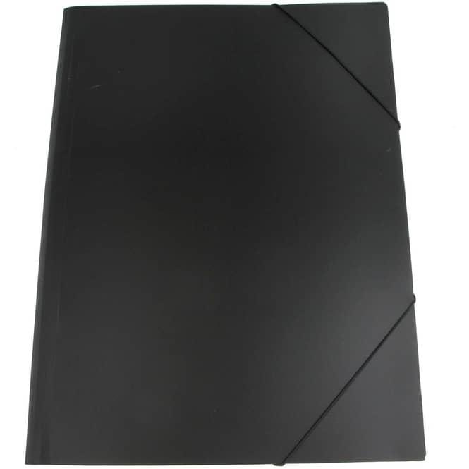 Eckspanner A3 - schwarz