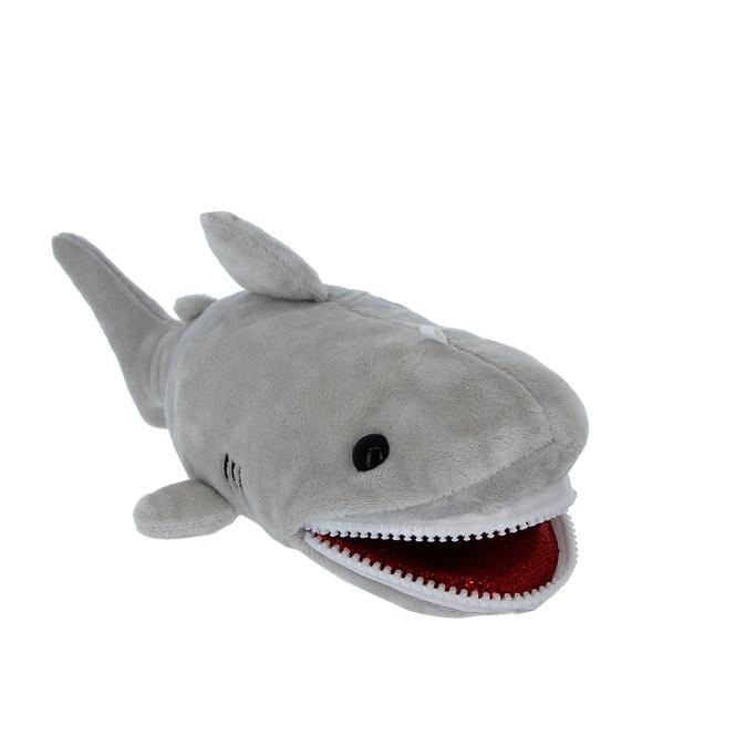 Mica College - Schlampermäppchen im Hai-Design