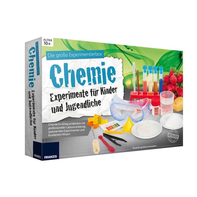 Die große Experimentierbox - Chemie