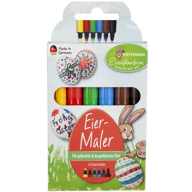 Ostereier-Maler - 6 Stück