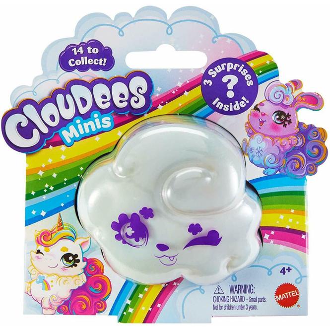 Cloudees - Kleine Tiere - 1 Stück