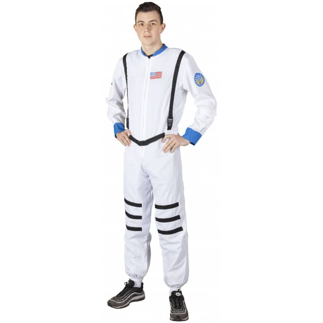 Kostüm - Astronaut - für Erwachsene - verschiedene Größen