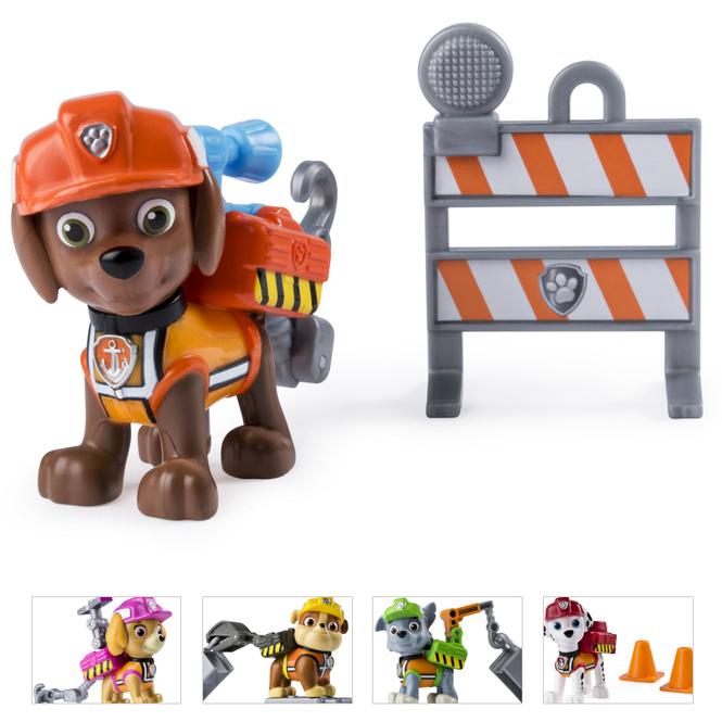 Paw Patrol - Construction Hero Pups - 1 Stück