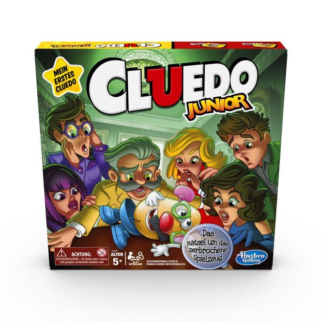 Cluedo Junior - Hasbro