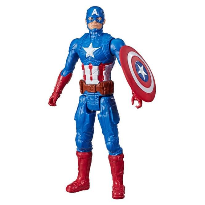 Avengers Endgame - Titan Hero - Actionfigur Captain America
