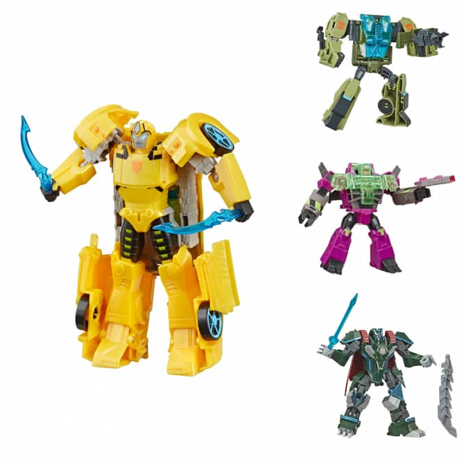 Transformers - Cyberverse Ultra Figur