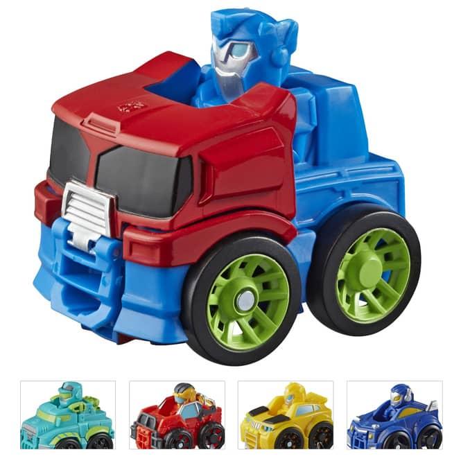 Transformers - Rescue Bots Academy Mini Bot Flitzer - 1 Stück