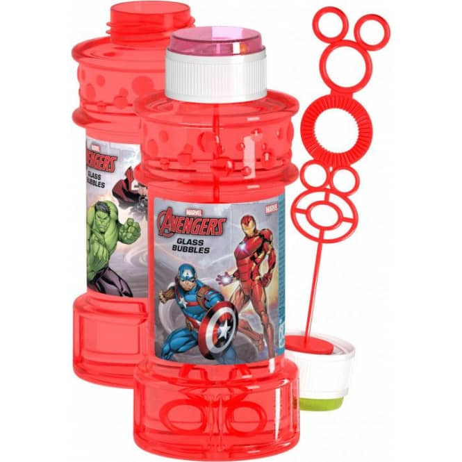 Avengers - Seifenblasen - 300 ml Flüssigkeit - 1 Stück