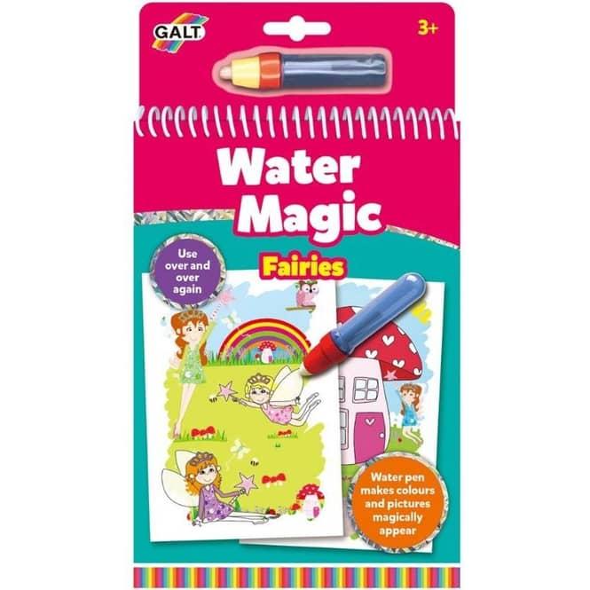 Malblock - Water Magic - Fairies