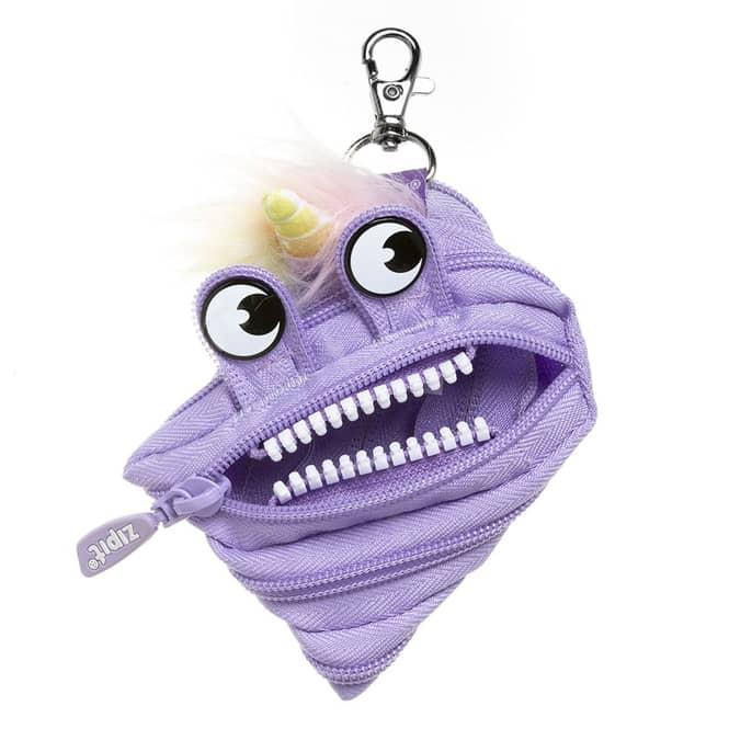 Geldbörse - Einhorn - lila