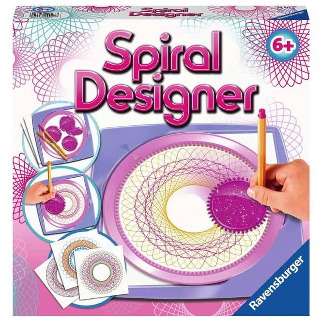 Spiral Designer - Girls