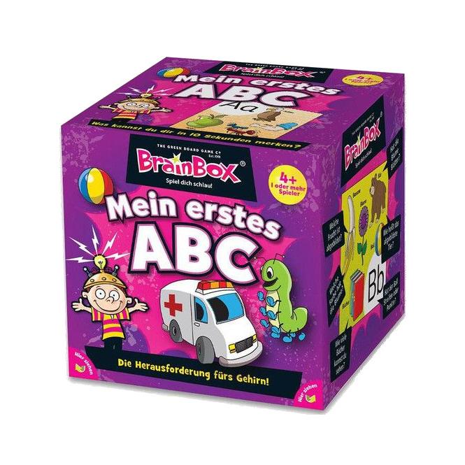 Lernspiel - Mein erstes ABC - Brain Box