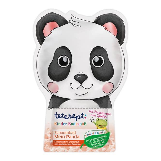 Tetesept - Schaumbad - Mein Panda