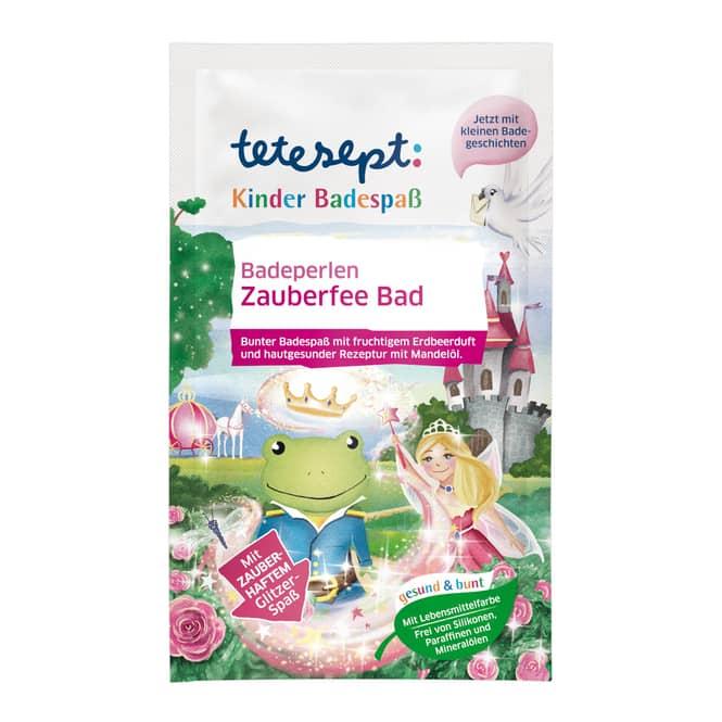 Tetesept - Badeperlen - Zauberfee Bad