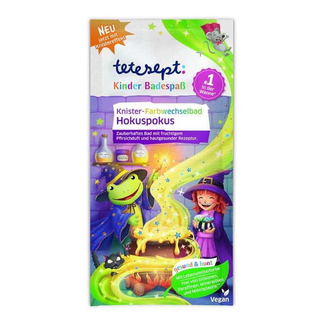 Tetesept - Farbwechselbad - Hokuspokus
