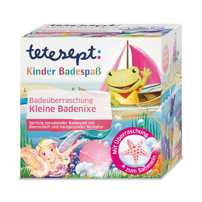 Tetesept - Badeüberraschung - Kleine Badenixe