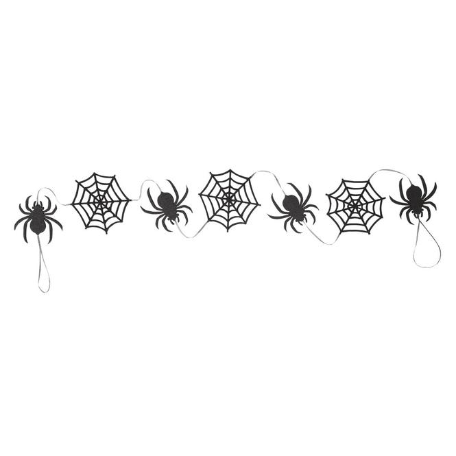 Dekohänger - Spinnen - ca. 15 x 180 cm