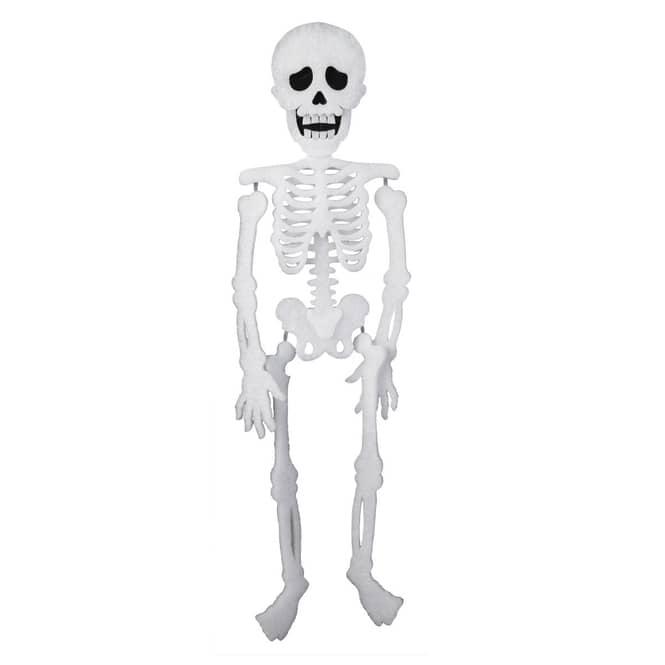 Dekohänger - Skelett - ca. 60 cm