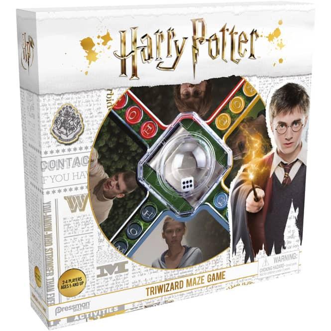 Harry Potter - Tri Wizard Maze - Gesellschaftsspiel