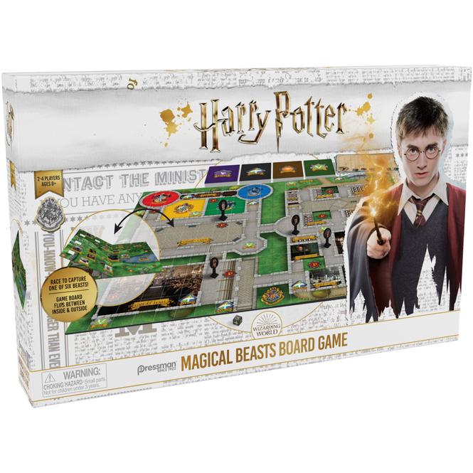 Harry Potter - Magical Beasts Board Game - Gesellschaftsspiel