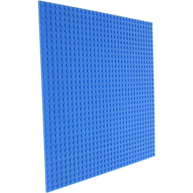 Besttoy - Bauplatte - 25,5 x 25,5 cm - blau