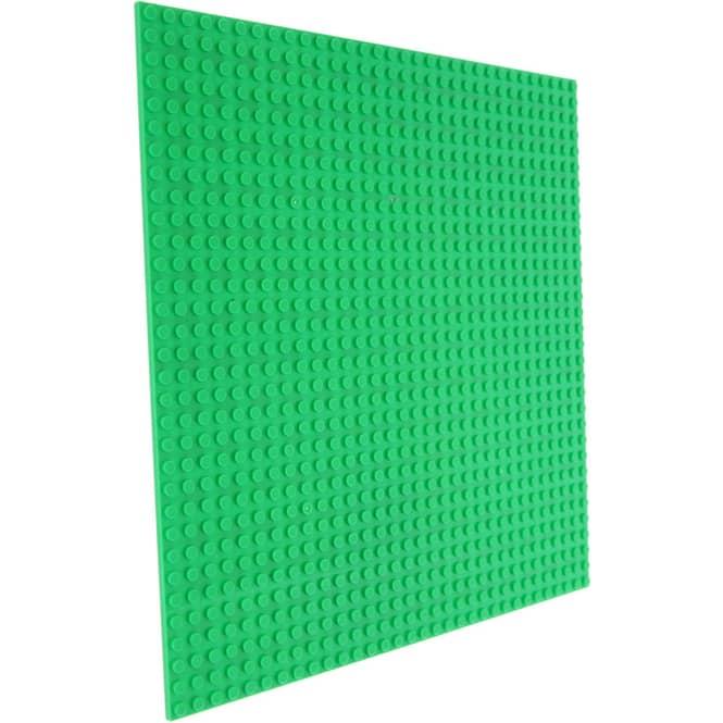 Besttoy - Bauplatte - 25,5 x 25,5 cm - grün