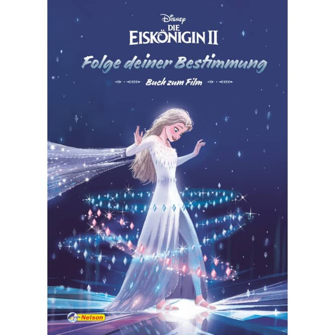 Die Eiskönigin 2 - Folge deiner Bestimmung - Buch zum Film
