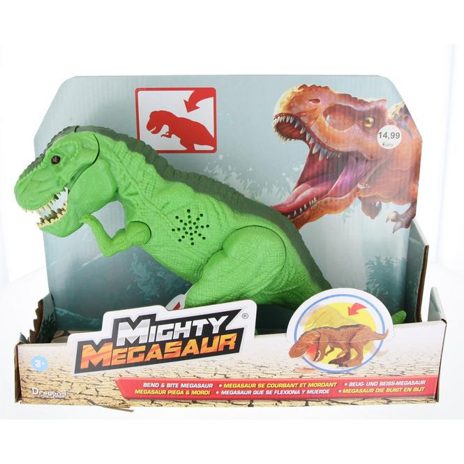 Mighty Megasaur - Bend & Bite T-Rex - braun oder grün