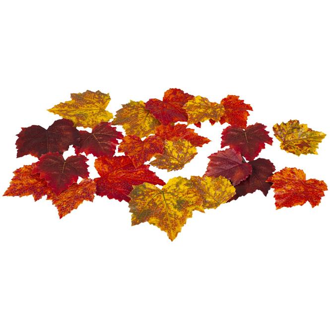 Streudeko - Herbstblätter - 1 Set