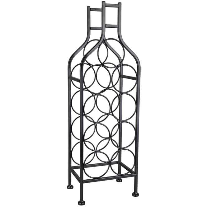 Weinregal - Flasche - ca. 22 x 16 x 69 cm