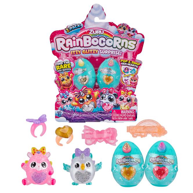 Rainbocorns - Itzy Glitzy Surprise! - 1 Stück